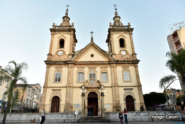 Basílica Velha - Thiago Leon