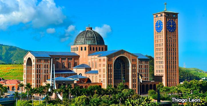 Santuário Nacional - Thiago Leon
